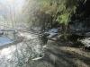 New Washout at Twin Bridges